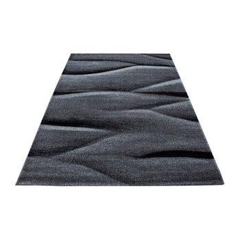 Modern vloerkleed Luciana 1840 kleur zwart