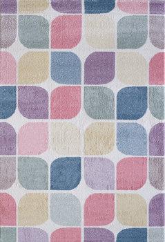 Kinder vloerkleden en tapijten Bisa Kids 4608 Creme