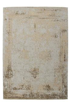 Geweven vintage vloerkleed Vintage Plus Sand