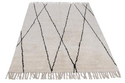 Handgemaakt Berber vloerkleed nr.6