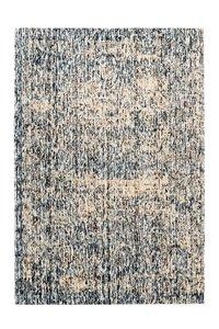 Vloerkleed Liva blauw beige 125